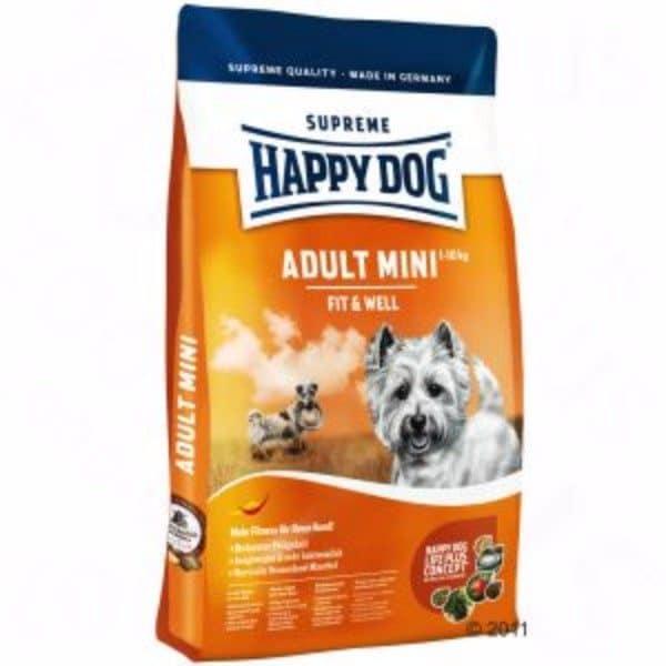 אוכל לכלבים הפי דוג לכלבים בוגרים קטנים