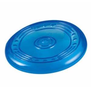 משחקים לכלבים פריזבי כחול
