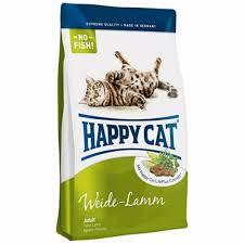 """אוכל לחתולים הפי קאט 4 ק""""ג טלה"""