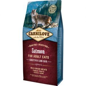 אוכל לחתולים בוגרים קרנילוב