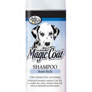 שמפו רפואי לכלב