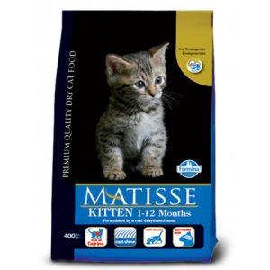 מאטיס מזון איכות לגורי חתולים