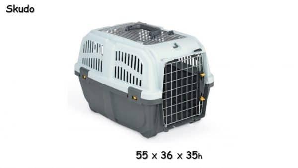 כלוב טיסה והעברה לכלב קטן