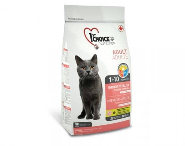 פירסט צ'ויס מזון לחתולים בוגרים