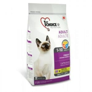 פירסט צ'ויס מזון איכות לחתולים