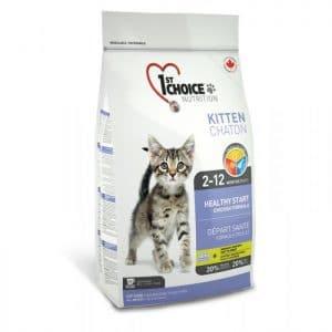 פירסט צ'ויס קיטן מזון לגורי חתולים