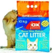 """חול מתגבש לחתולים ריחני 10 ק""""ג"""