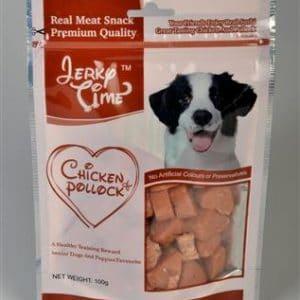 חטיפים לכלבים ג'רקי
