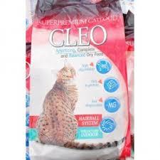 אוכל לחתולים קליאו