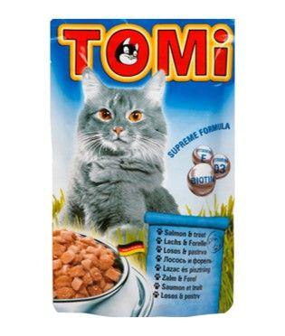 מעדן טומי פאוץ' לחתולים