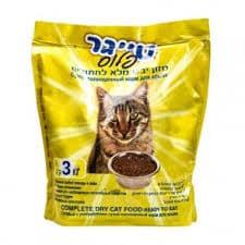אוכל לחתולים בוגרים טייגר פלוס
