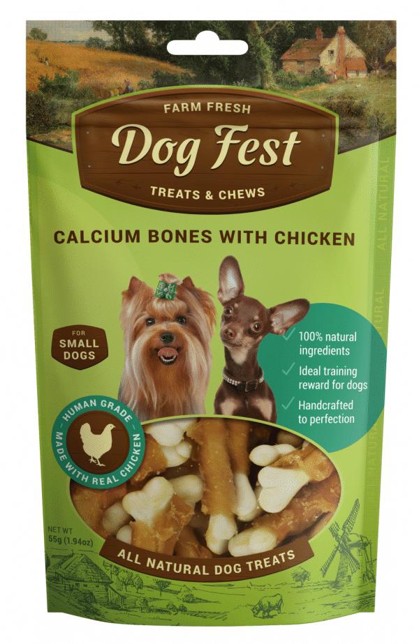 חטיפים לכלבים דוג פסט