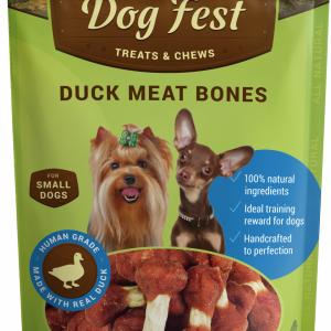 חטיף לכלבים בשר ברווז