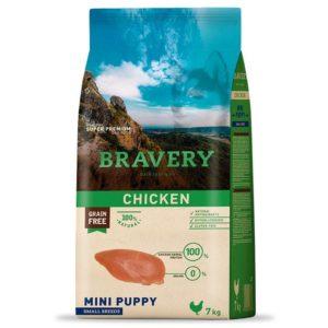 אוכל לכלבים לגורים ברוורי